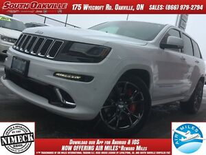 2016 Jeep Grand Cherokee SRT | 4X4 | LOADED | ONE OWNER!