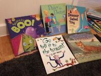 6 x children books