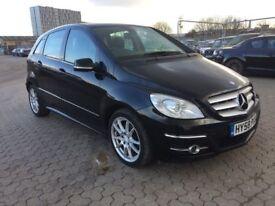 2008│Mercedes-Benz B Class 2.0 B180 CDI Sport CVT 5dr│1 Owner│Service History│1 Year MOT│Hpi Clear