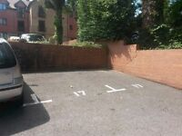 Parking space £20 per week good location Hill Lane Southampton