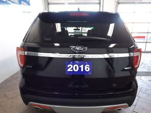 2016 Ford Explorer XLT 4X4 LEATHER SUNROOF 7 PASS Kitchener / Waterloo Kitchener Area image 4