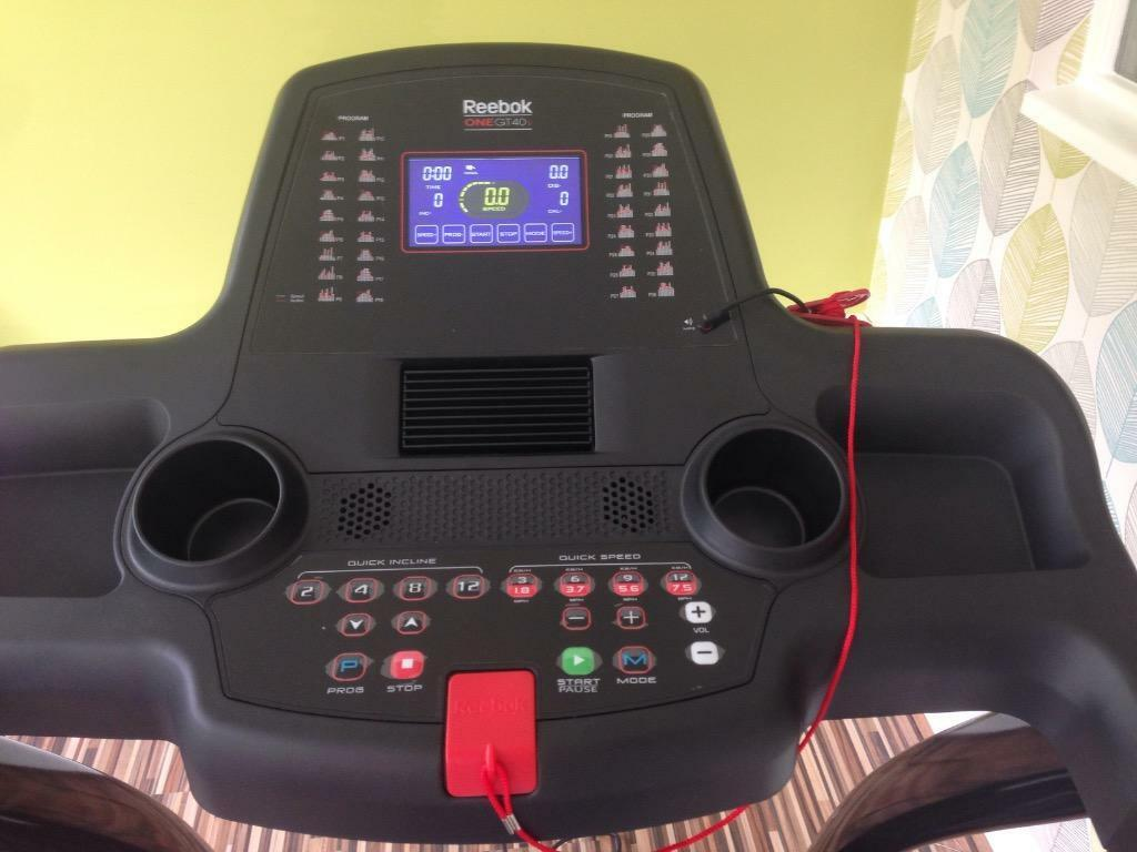 reebok one gt40s treadmill manual