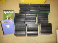 Agatha Christie Collection - 85 Hard Back Books and Issue Guides