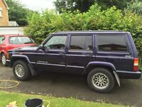1998 Jeep Cherokee for sale 2.5 TD