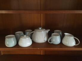 Rare Colour - Denby Breakfast Set