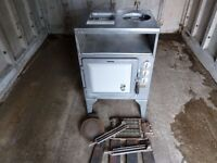 old retro vintage cooker english electric