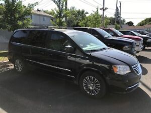 2013 Chrysler Town & Country TOURING STOW'N GO CUIR MAGS GROS EC