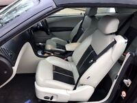 Gorgeous 2005 SAAB 9-3 (9 3 93) 2.0t VECTOR 150 bhp AUTO CONV, cream SPORT interior, hist mot 2017