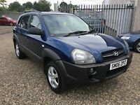 Hyundai Tucson 2.0 16v GSi Station Wagon 4WD 5dr 1 Year MOT / Serviced