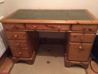Ducal Antique Pine Desk