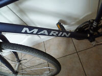 BLUE MARIN BIKE LOOKING FOR A NEW OWNER.