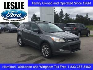 2014 Ford Escape SE | 4WD | One Owner | Navigation