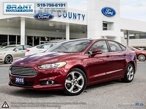 2015 Ford Fusion SE - CLEAN CARPROOF!