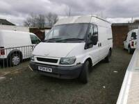 Ford transit & connect spares