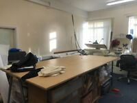WORKSPACE TO RENT IN MARYLAND. Ideal for a creative person needing workspace in East london.