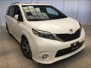 2017 Toyota Sienna SE Tech Package *One Owner! *