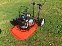 Flymo xl 550 Honda Petrol lawnmower