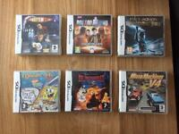 Nintendo DS 6 Games Bundle