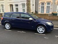 Vauxhall Astra Estate SRI Diesel sports + Satnav