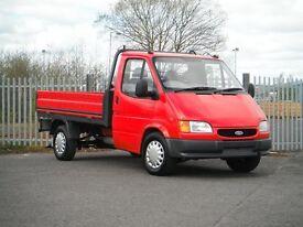 Ford Transit, Smiley Mk5 mark 5 flareside