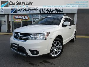 2011 Dodge Journey R/T - AWD - LEATHER