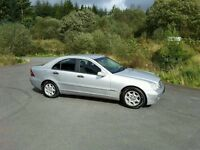 MERCEDES C180 KOMPRESSOR SE AUTOMATIC 2004. MOT AUGUST 2017. DOCUMENTED HISTORY.