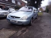 Citroen Zsara Estate 2.0 Hdi Low mileage full service History