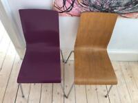 Habitat chairs