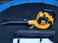 partner bv24 handheld leaf blower/vacuum,very little used,as stihl sh86,sh56