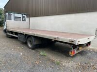 Iveco Flat bed lorry