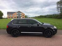 2006 PORSCHE CAYENNE 4.5 S AUTO 4X4 FULLY LOADED / MAY PX OR SWAP / R32 S3 GTI CASH ANYWAY