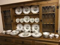 China dinner service / can deliver
