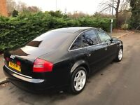 **AUDI A6** MOT 04/17 TAXED! LOW MILEAGE!! PSH Great condition well looked after! Not A3 A4 A8 A5 S6