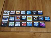 Nintendo DS/3DS Games