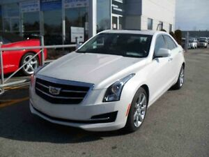2015 Cadillac ATS Sedan AWD TAUX A PARTIR DE 0.9 % LUXURY AWD TO