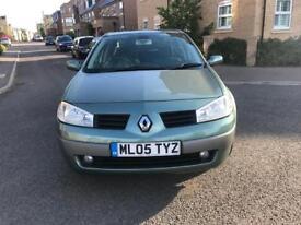 Renault Megane 1.6 16v Petrol Automatic