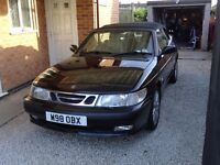 Saab 93 2.0 Turbo Convertible Bargain for quick sale