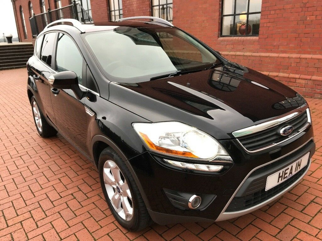 Ford Kuga   Td Titanium X Automatic  Owner Full Ford
