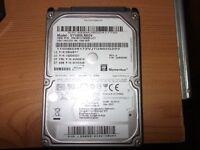 1tb 1000gb laptop/notebook sata hard drive.