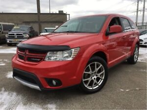 2013 Dodge Journey R/T Rallye AWD LEATHER NAVIGATION  SUN ROOF
