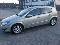 2007 Vauxhall Astra 1.6 SXi Petrol Manual (11 months MOT)