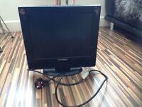 Matsui 12inch screen tv used