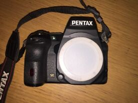 Pentax K3 with lenses **Bundle**
