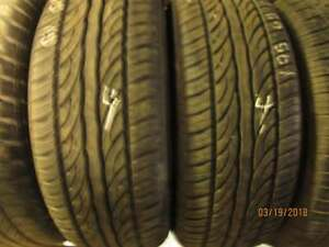 195/65R15 2 ONLY MATCHING USED SAILUN A/S TIRES