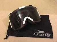 Men's ski goggles