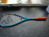 Dunlop Force Evolution 120 Squash Racquet used twice