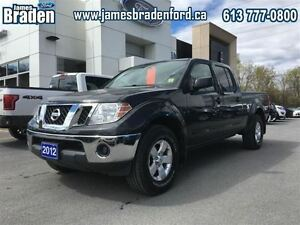 2012 Nissan Frontier SV 4WD Truck