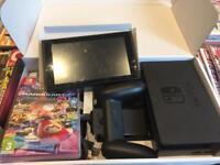 Nintendo switch BNWB + mario cart 8 deluxe