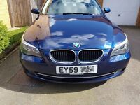 BMW 2009 520d SE Business Edition Manual Full service history in excellent condition
