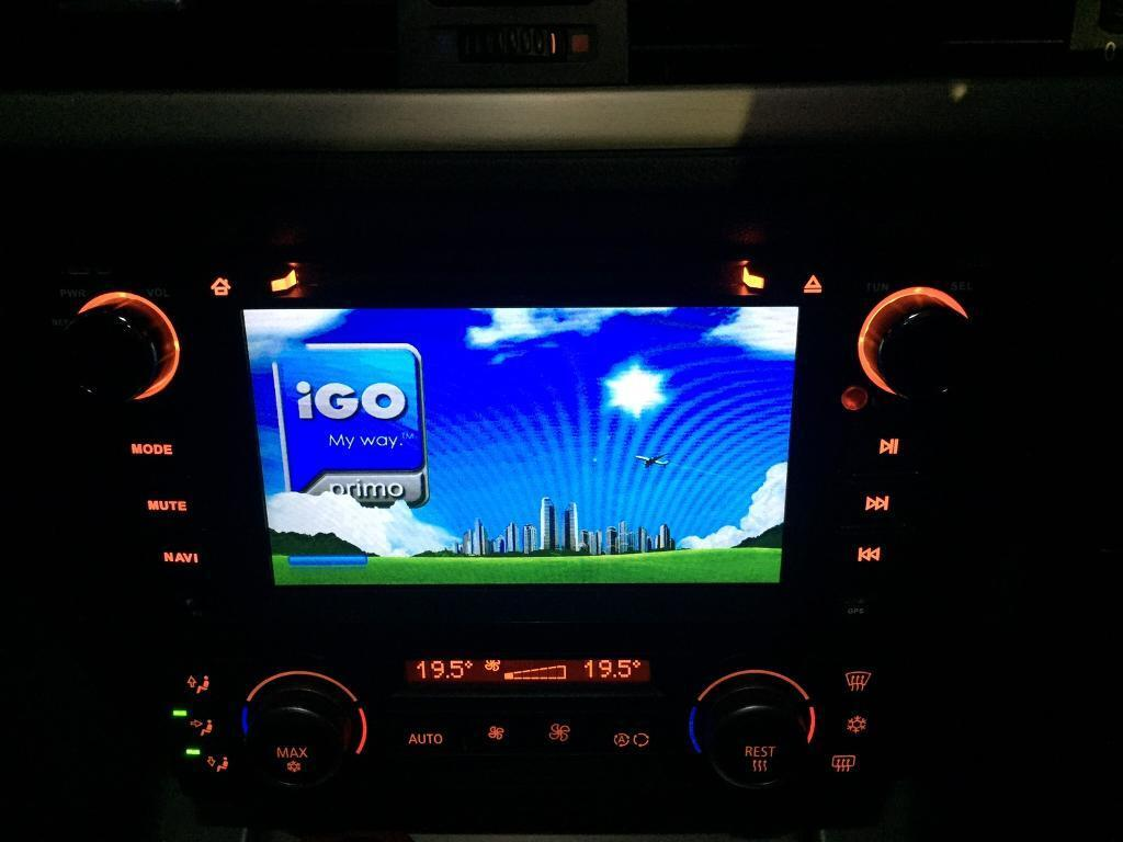 EONON D5165 Car DVD BMW E90 | in Southside, Glasgow | Gumtree